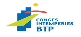 notre partenaire Conges intemperies BTP